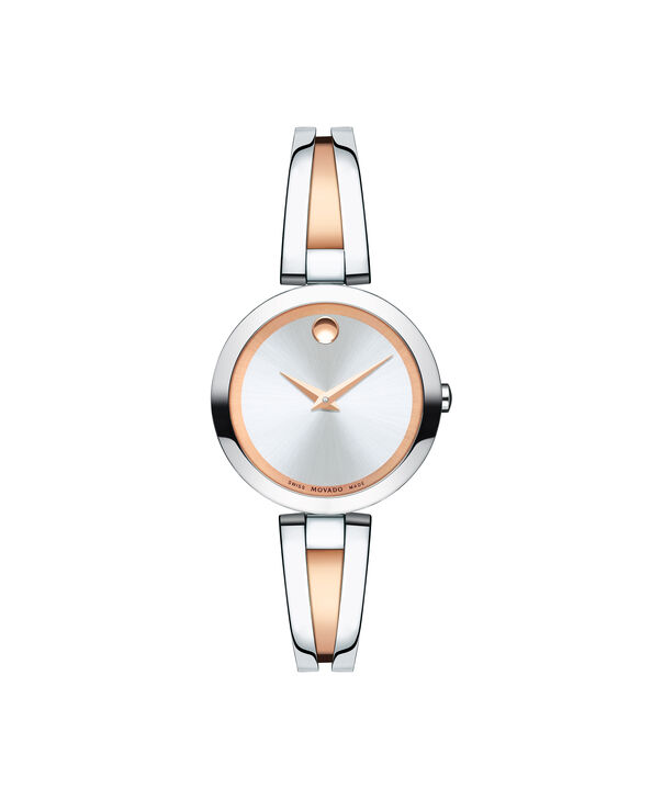MOVADO Aleena0607151 – Women's 27 mm bangle watch - Front view