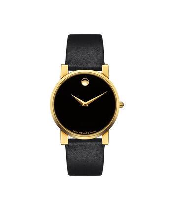 MOVADO Moderna0604228 – Men's 31 mm strap watch - Front view