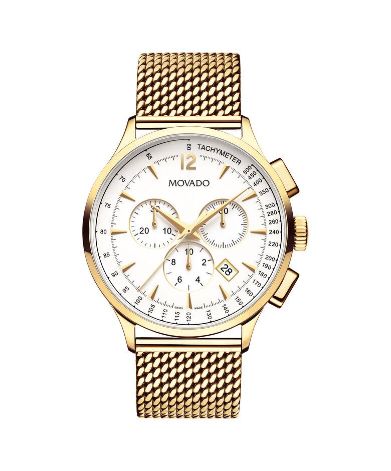 MOVADO Movado Circa0607080 – Men's 42 mm bracelet chronograph - Front view