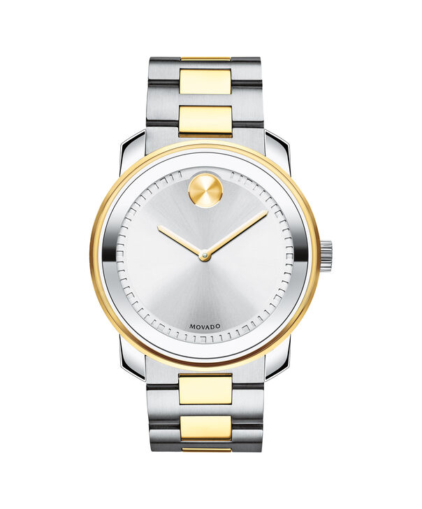 MOVADO Movado BOLD3600431 – 42.5 mm Metals bracelet watch - Front view