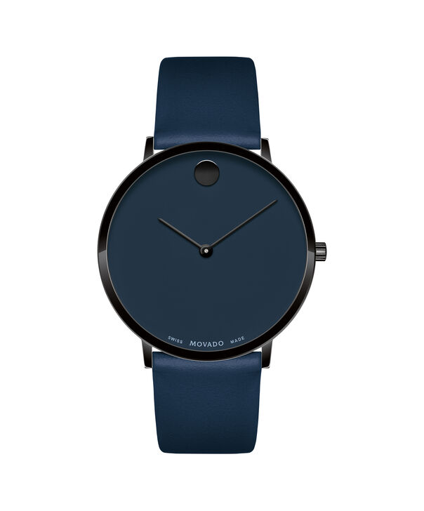 MOVADO Modern 470607331 – 40 mm Modern 47 on Strap - Front view