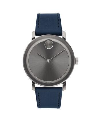 MOVADO Movado BOLD3600507 – Men's 40 mm strap watch - Front view