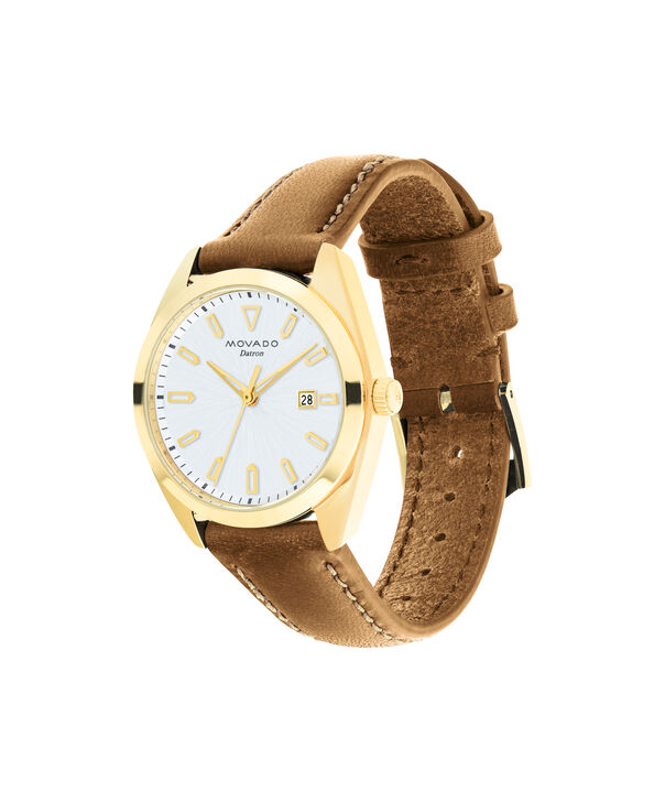 MOVADO Movado Heritage Series3650036 – Women's 31 mm strap watch - Side view
