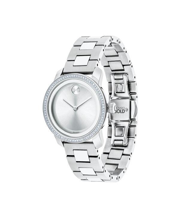 MOVADO Movado BOLD3600439 – 30 mm Diamonds bracelet watch - Side view