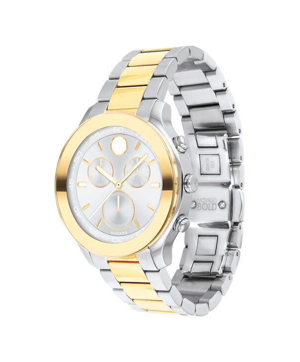 MOVADO Movado BOLD3600546 – 39 mm Metals bracelet watch - Side view