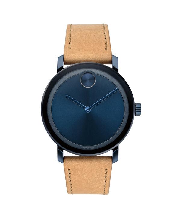 MOVADO Movado BOLD3600505 – Men's 40 mm strap watch - Front view
