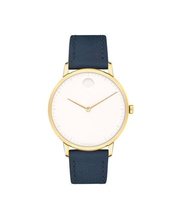 MOVADO Movado Face3640010 – Women's 35 mm strap watch - Front view