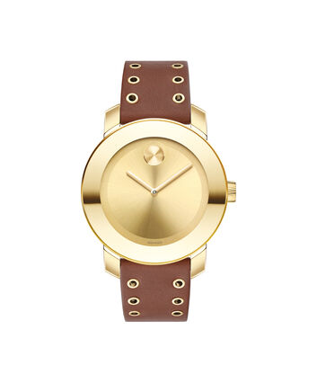 MOVADO Movado BOLD3600543 – 36 mm Metals strap watch - Front view