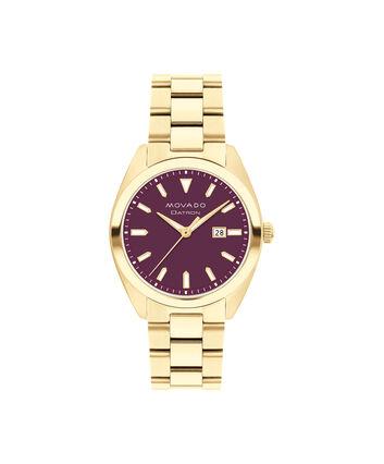 MOVADO Movado Heritage Series3650077 – Women's 31 mm bracelet watch - Front view
