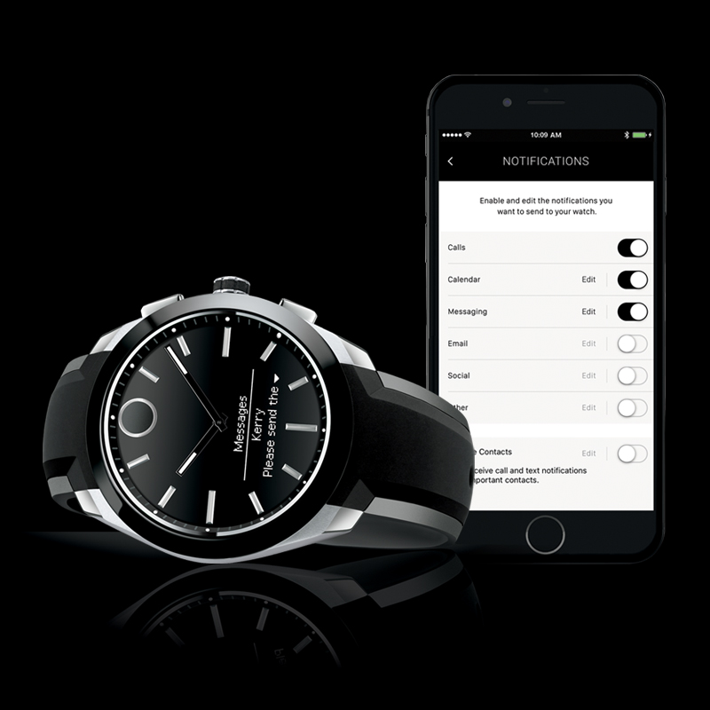 movado museum sport motion manual