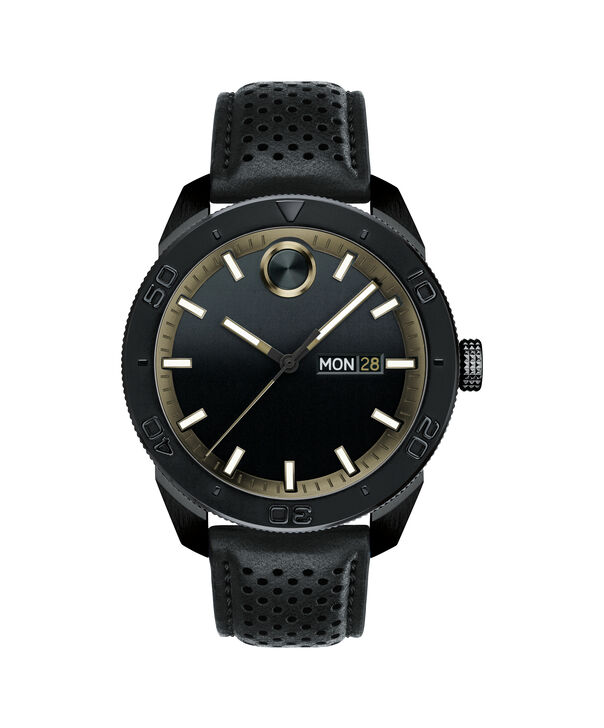 MOVADO Movado BOLD3600478 – 43.5 mm BOLD Sport strap watch - Front view