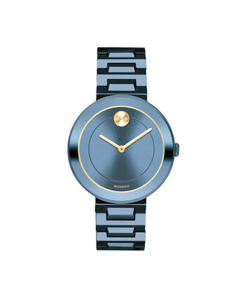 MOVADO Movado BOLD3600499 – 34 mm Metals bracelet watch - Front view