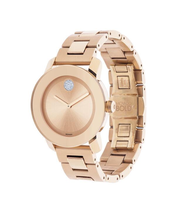 MOVADO Movado BOLD3600086 – 36 mm Metals bracelet watch - Side view