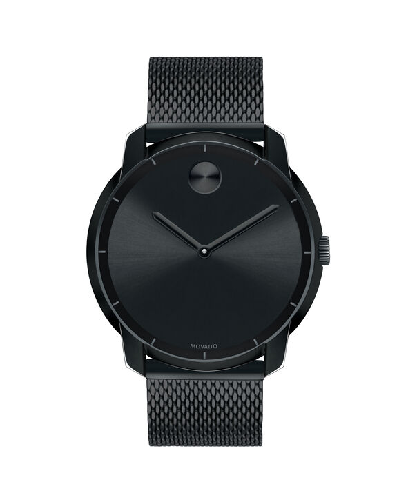 Movado | Movado Bold Stainless Steel Mesh Watch