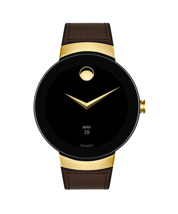 MOVADO Movado Connect3660021 – 46.5 mm display smartwatch - Other view