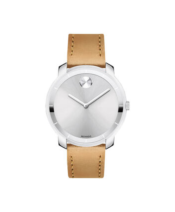 MOVADO Movado BOLD3600473 – Mid-Size 36 mm strap watch - Front view