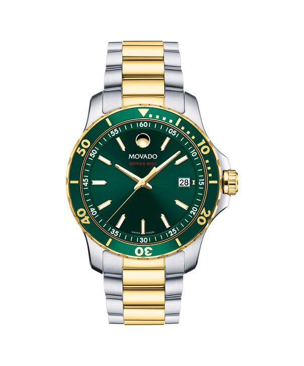 MOVADO Series 8002600147 – Men's 40 mm bracelet watch - Front view