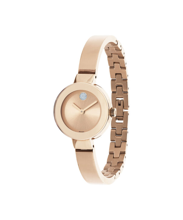 MOVADO Movado BOLD3600286 – 25 mm Metals bangle watch - Side view