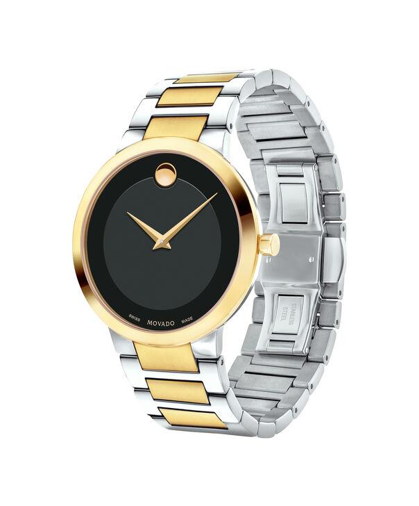 MOVADO Modern Classic0607120 – Men's 39.5 mm bracelet watch - Side view