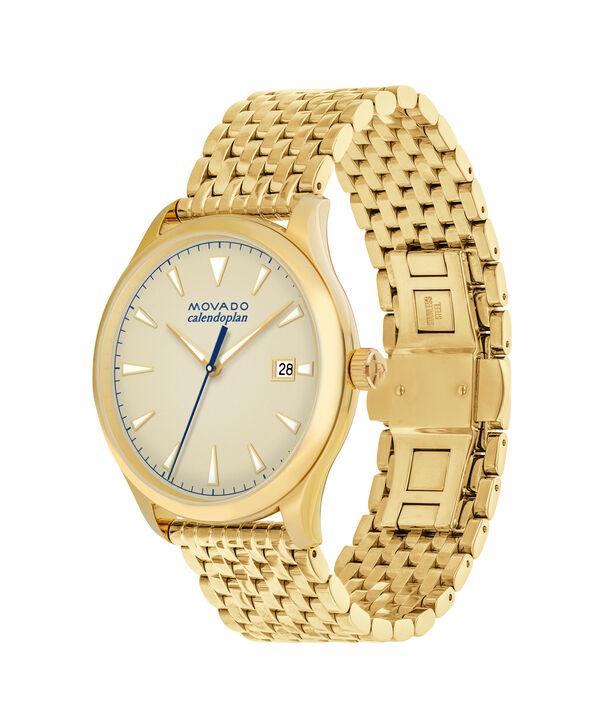 MOVADO Movado Heritage Series3650013 – Men's 40 mm bracelet watch - Side view
