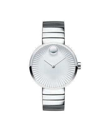 MOVADO Movado Edge3680012 – Women's 34 mm bracelet watch. - Front view