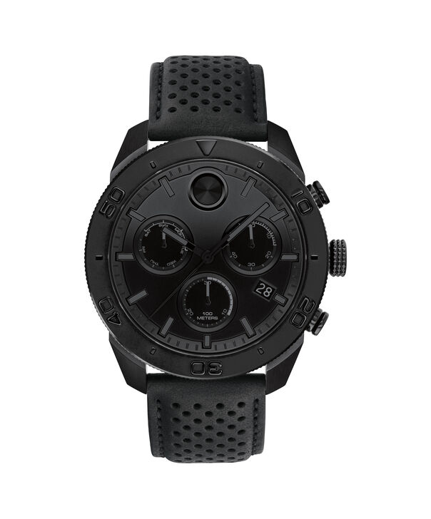 MOVADO Movado BOLD3600517 – 44.5 mm BOLD Sport strap watch - Front view