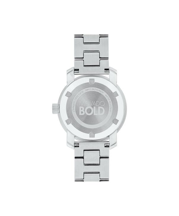 MOVADO Movado BOLD3600464 – 30 mm Metals bracelet watch - Back view