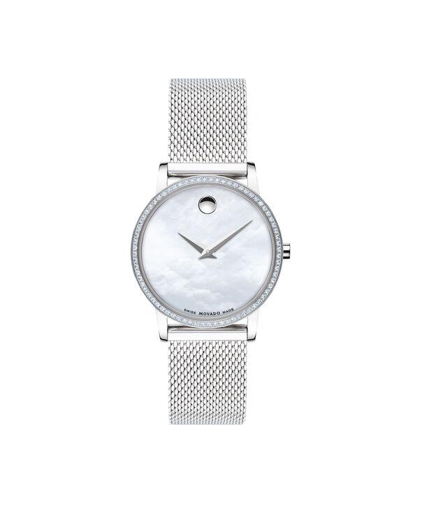 MOVADO Museum Classic0607306 – Women's 28 mm mesh bracelet watch - Front view