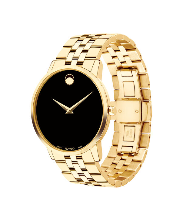 MOVADO Museum Classic0607203 – Men's 40 mm bracelet watch - Side view