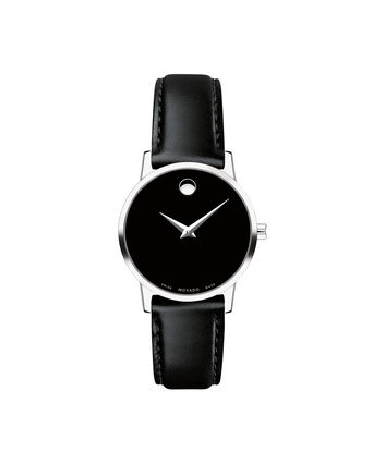 MOVADO Museum Classic0607274 – Women's 28 mm strap watch - Front view