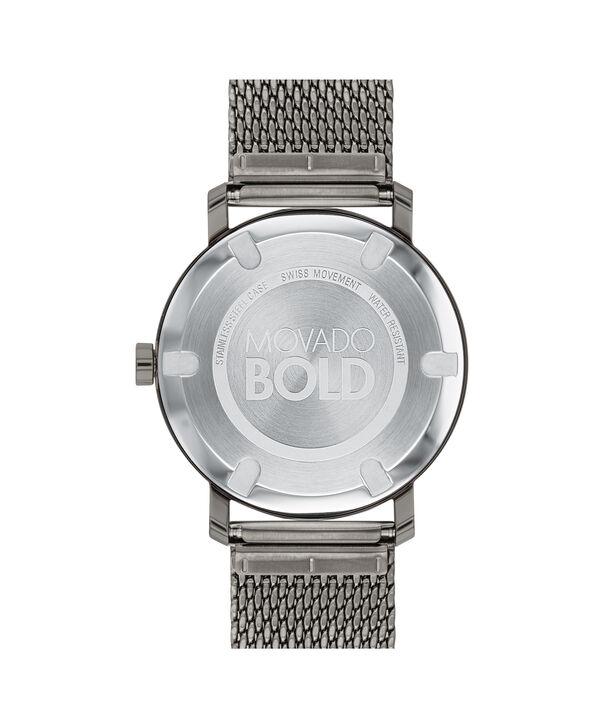 MOVADO Movado BOLD3600561 – Men's 40 mm bracelet watch - Back view
