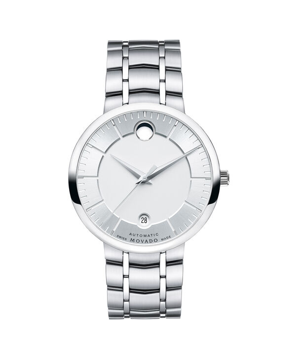 MOVADO 1881 Automatic0606915 – Men's 39.5 mm automatic 3-hand - Front view