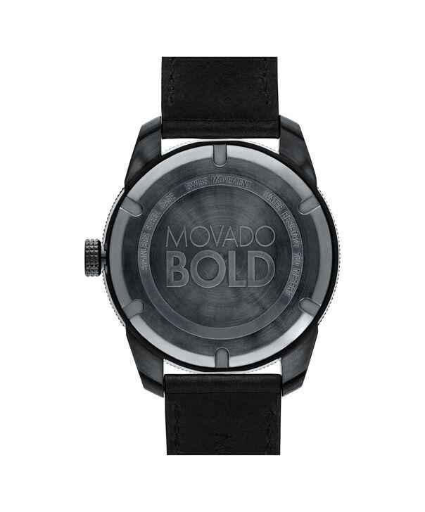 MOVADO Movado BOLD3600478 – 43.5 mm BOLD Sport strap watch - Back view