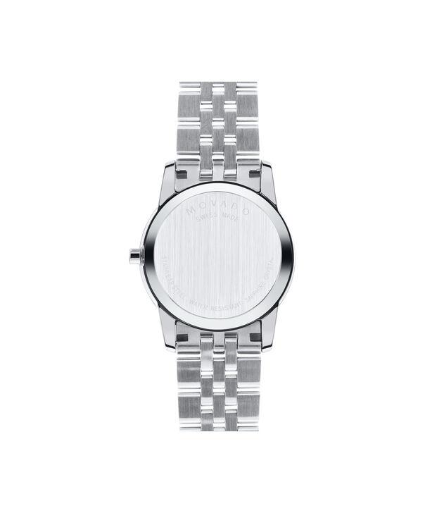MOVADO Museum Classic0606612 – Women's 28 mm bracelet watch - Back view