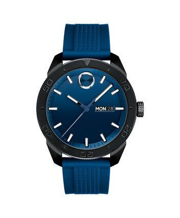 MOVADO Movado BOLD3600459 – 43.5 mm BOLD Sport strap watch - Front view