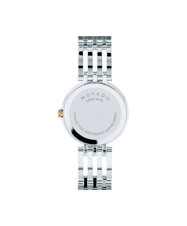MOVADO Esperanza0607053 – Women's 28 mm bracelet watch - Back view