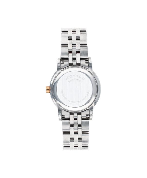 MOVADO Museum Classic0607268 – Women's 28 mm bracelet watch - Back view