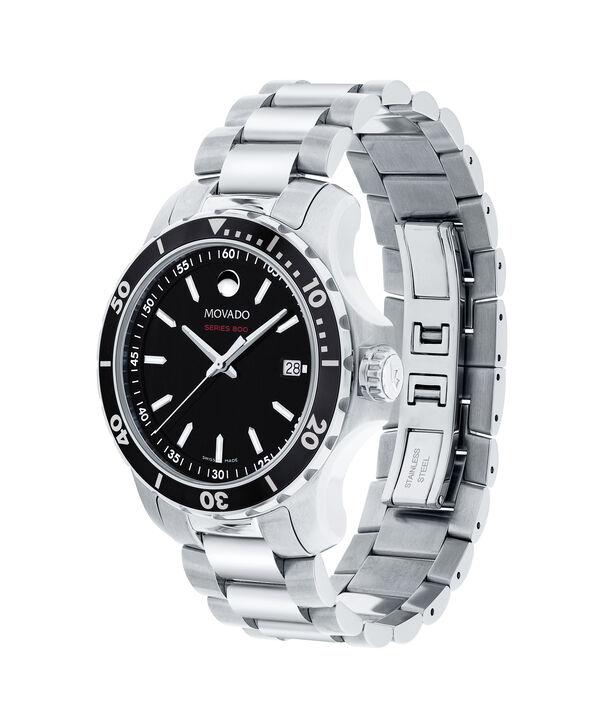 MOVADO Series 8002600135 – Men's 40 mm bracelet watch - Side view