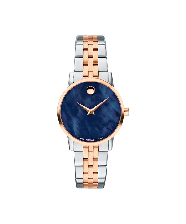 MOVADO Museum Classic0607268 – Women's 28 mm bracelet watch - Front view