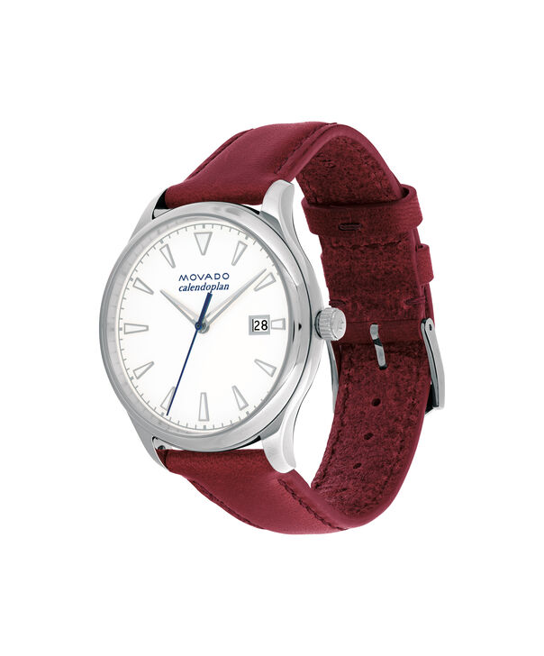 MOVADO Movado Heritage Series3650032 – Women's 36 mm strap watch - Side view
