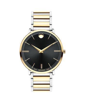 MOVADO Movado Ultra Slim0607169 – Men's 40 mm bracelet watch - Front view