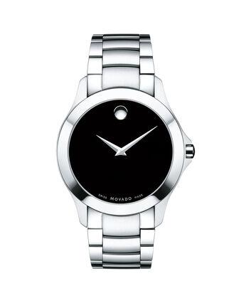 MOVADO Masino0607032 – Men's 40 mm bracelet watch - Front view