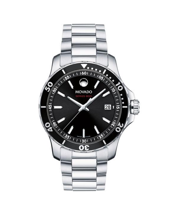 MOVADO Series 8002600135 – Men's 40 mm bracelet watch - Front view