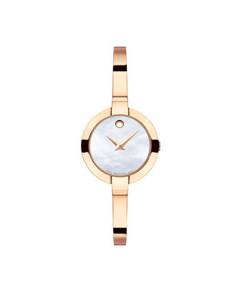 MOVADO Bela0607082 – Women's 25 mm bangle watch - Front view