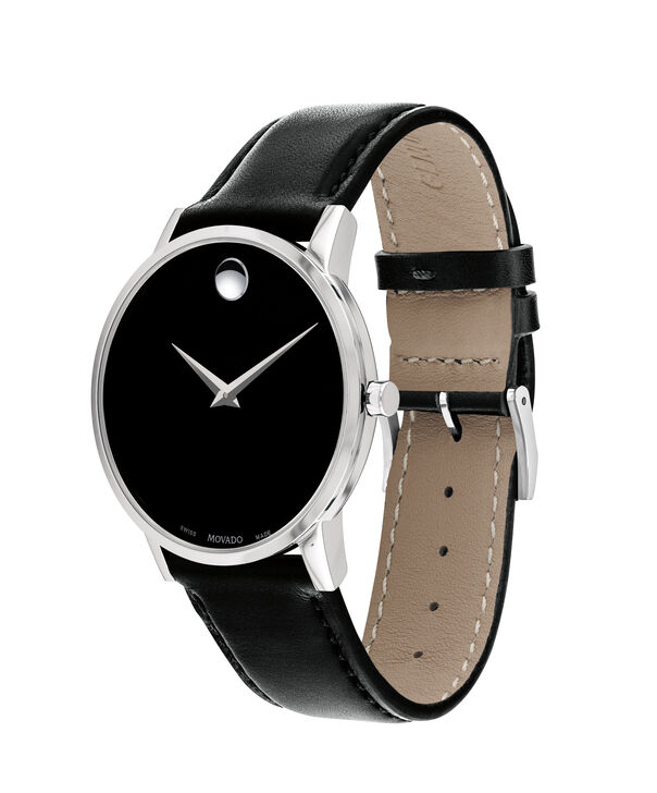 MOVADO Museum Classic0607269 – Men's 40 mm strap watch - Side view