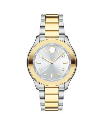 MOVADO Movado BOLD3600418 – 38 mm Metals bracelet watch - Front view