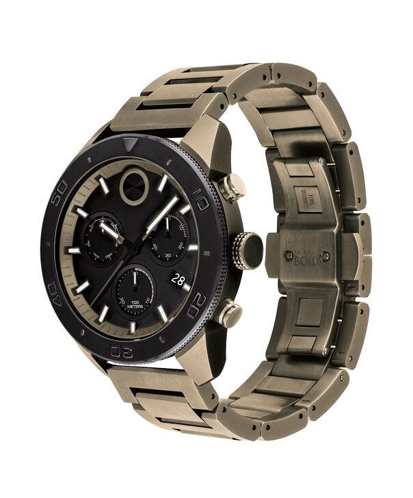 MOVADO Movado BOLD3600513 – 44.5 mm BOLD Sport strap watch - Side view