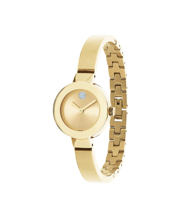 MOVADO Movado BOLD3600285 – 25 mm Metals bangle watch - Side view