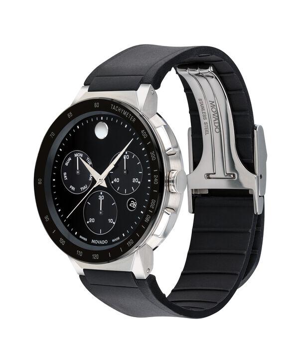 MOVADO Sapphire0607240 – Men's 43 mm strap chronograph watch - Side view
