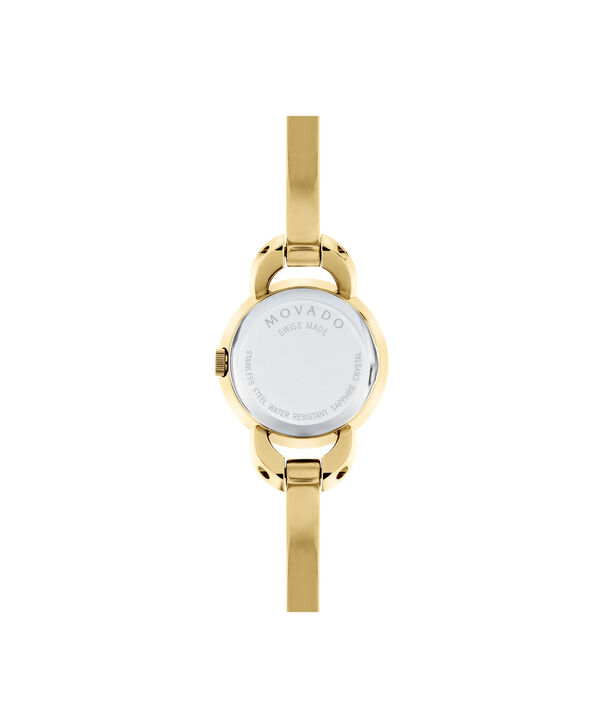 MOVADO Rondiro0606888 – Women's 22 mm bangle watch - Back view